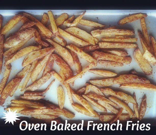 oven fries picture of crispy oven baked french fries oven baked french ...
