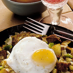 Steak Hash & Eggs | Yummy! | Pinterest