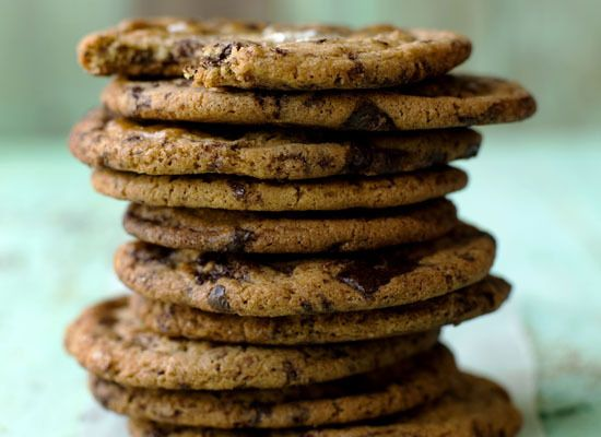 SO honored that my Thousand Layer Chocolate Chip Cookies made The ...