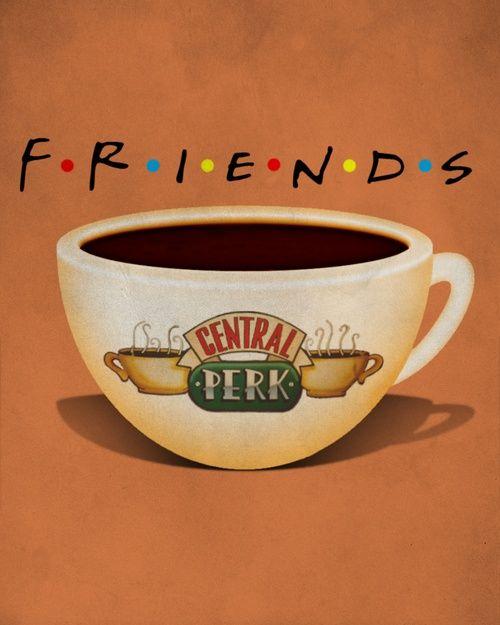 "F I N D S: Friends "" Central Perk """
