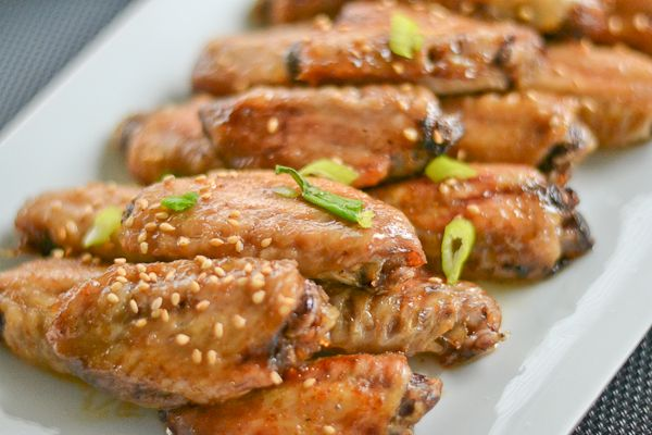Baked Chicken Wings (Japanese Style) | Recipes | Pinterest