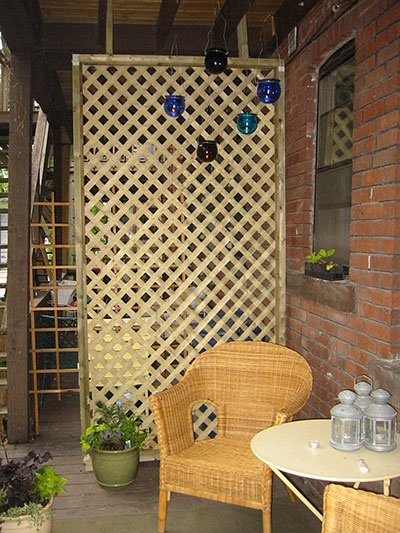 Pinterest discover and save creative ideas for Balcony privacy