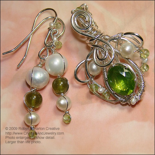 lord of the rings inspired jewelry set jewelry