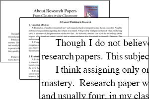 Sign Language research papers website free
