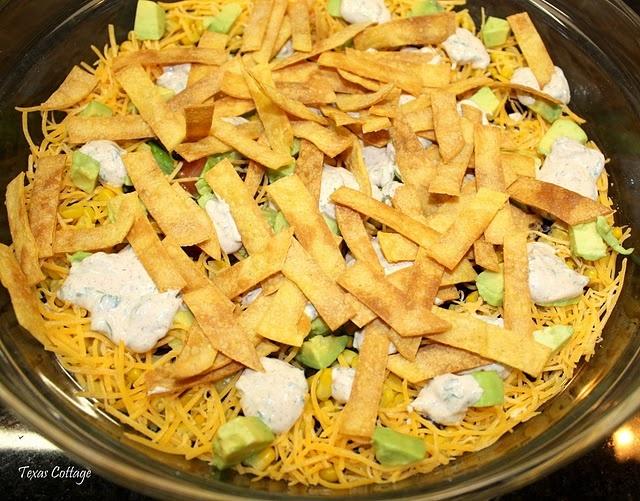 southwestern salad | Food - Dinners | Pinterest