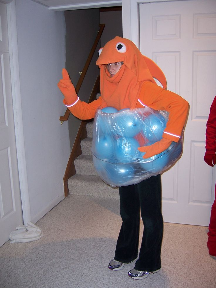 fish in the bowl dr suess costume holiday halloween