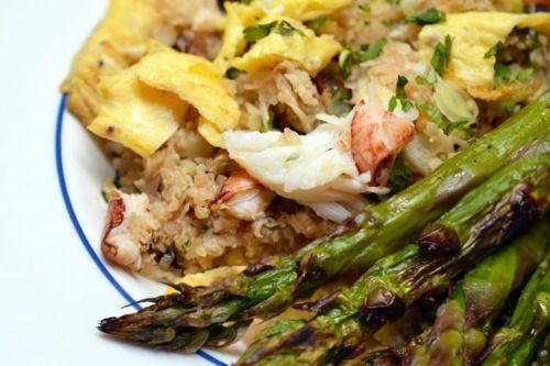 Asian Cauliflower Fried Rice | Food | Pinterest