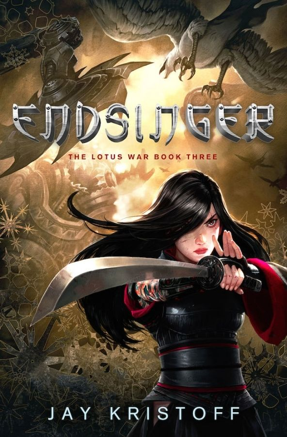 Endsinger (The Lotus War, #3) by Jay Kristoff