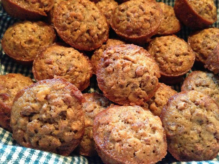 Pecan Pie Mini Muffins | Recipes | Pinterest