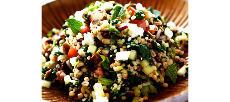 Barley Salad: Marcus Samuelsson | The New Potato