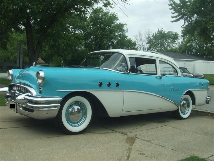 1955 buick special two door sedan cars of the 1950 39 s for 1955 buick special 4 door for sale