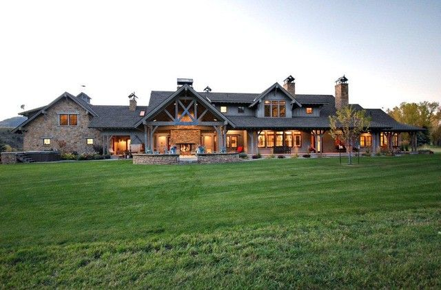 Dream Farm House In Colorado Our Home Pinterest