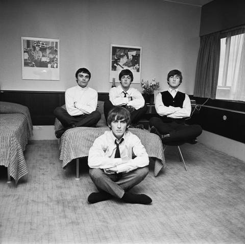 Exclusive: Unearthed Photos of the Beatles in the Mid-'60s - West Coast Sound