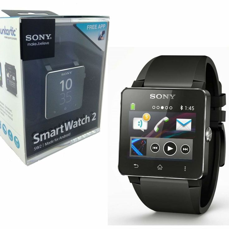 watch this sony smartwatch 2 bluetooth android watch York Attorney General
