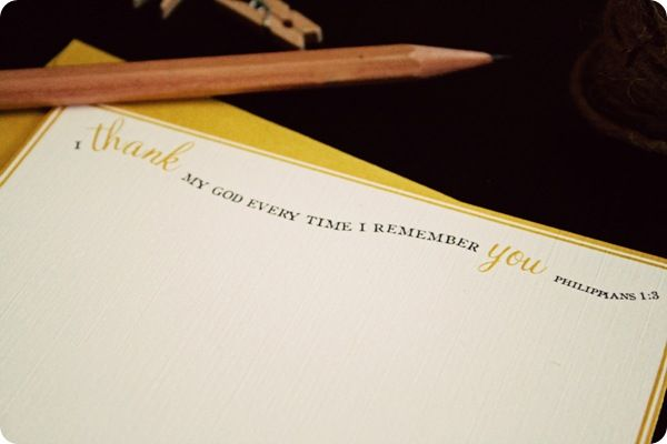 Thank my god every time i remember you quot thank you cards free
