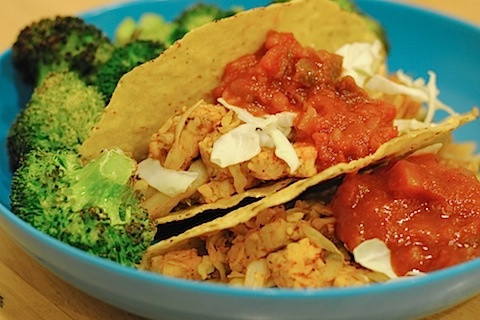 Tempeh tacos | SOY-tainly! Nuck! Nuck! | Pinterest