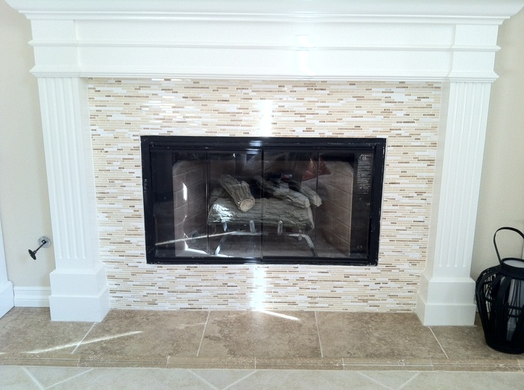 Of Tile Here S Some Inspiration Photos For The Fireplace Surround