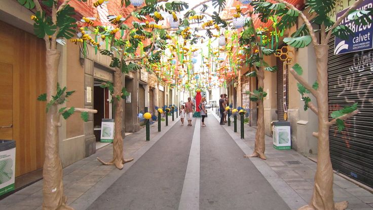 Pin by isabel abaitua on b gracia pinterest for Quartiere gracia barcellona