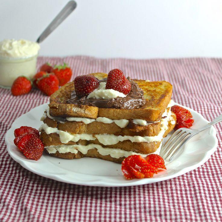 Neapolitan French Toast | Recipe