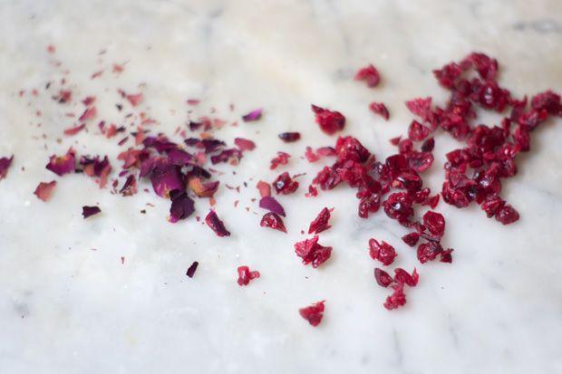Mast-o-Khiar Rose Petal Yogurt Dip Recipe