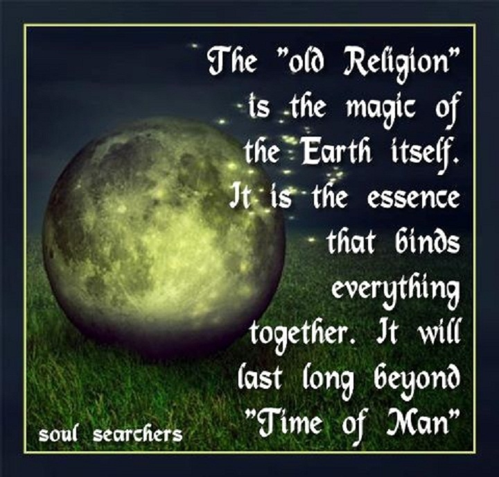 the wiccan religion witchcraft Wicca and witchcraft, although similar in some facets, are very different things  wicca is a duo-theistic religion, with a belief in both the god and goddess.