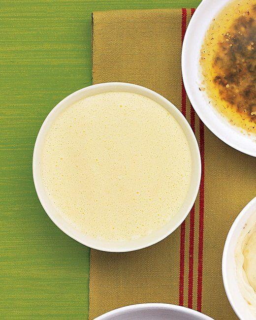 Easy Blender Hollandaise Sauce Recipe — Dishmaps