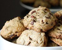 Butter Pecan Chocolate Chip Cookies   Cookies, Brownies and Bars   Pi ...