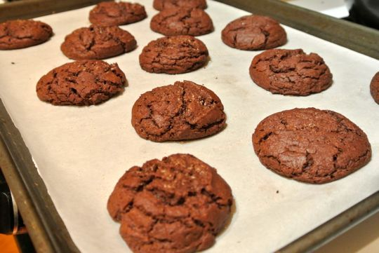ruhlman's mayan chocolate cookies | Deliciousness | Pinterest