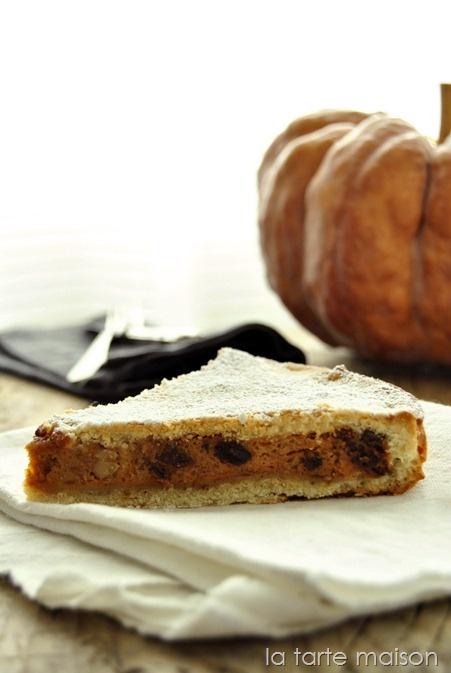 spiced pumpkin pie | Yums Yums | Pinterest