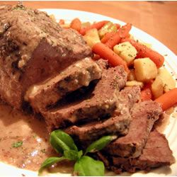 Awesome Slow Cooker Pot Roast, This is a very easy recipe for a ...