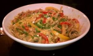 """Mardi Gras Cajun Chicken Pasta on the Lighter Side Please. """"Without ..."""