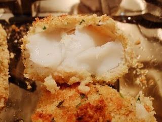 Oven Fried Cod | more recipes | Pinterest