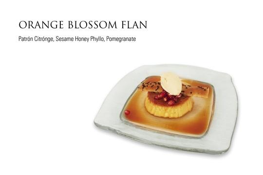 Orange Blossom Flan | Good Eats | Pinterest