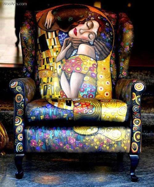 Funky armchair dream decor pinterest for Funky armchairs