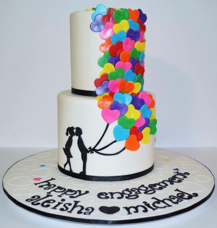 Easy Cake Ideas For Anniversary
