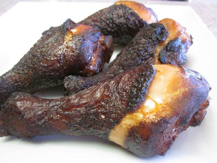Hickory-Smoked Chicken Recipe — Dishmaps