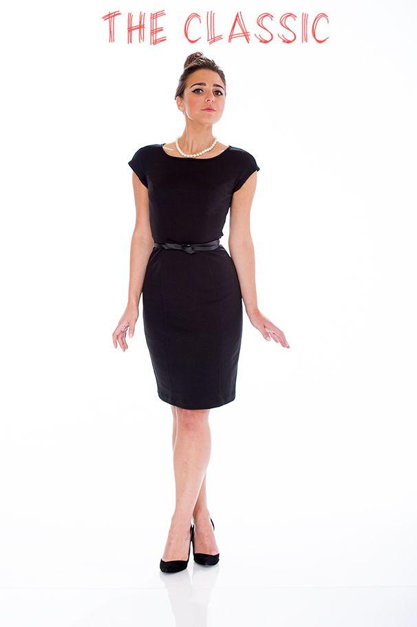 classic little black dress - photo #34
