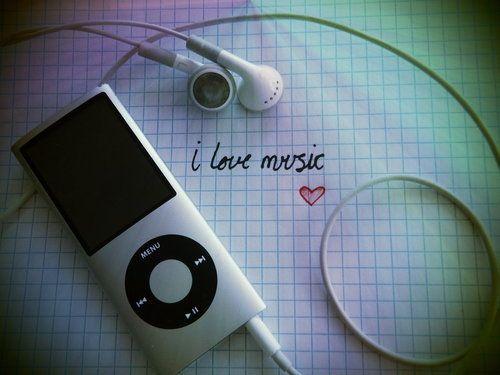 i love music :D