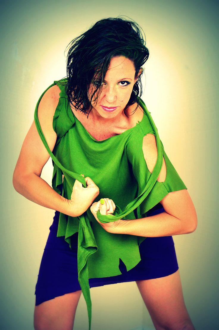 Womens Hulk Costume Hulk avengers inspired women costume