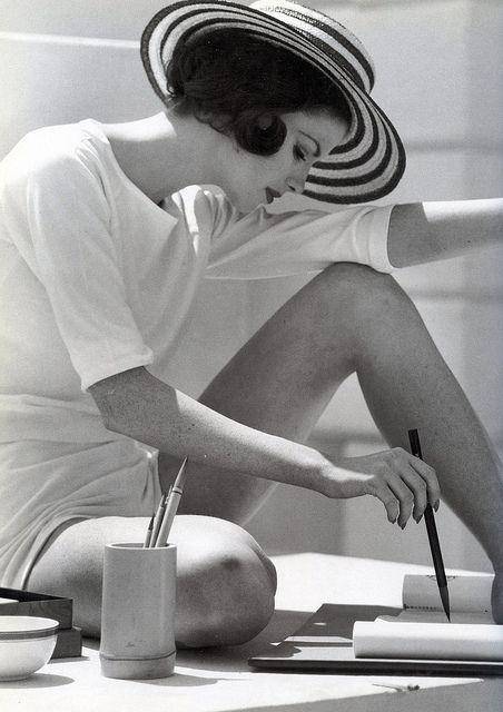 Dorothea McGowan, by Frances McLaughlin-Gill, 1960