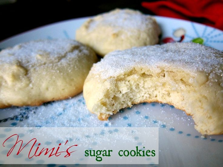 Grandma's Homemade Sugar Cookies - Nothin' Better!