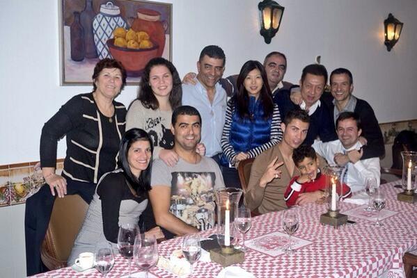CR7, FAMILY & FRIENDS. | Cristiano Ronaldo | Pinterest