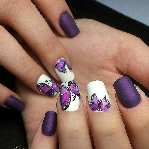 Стразы для ногтей как наносить на шеллак