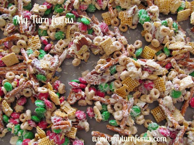 Reindeer Chow from My Turn (for us) | FOOD - Christmas | Pinterest