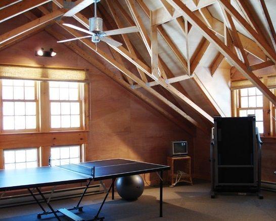 301 moved permanently for Bonus room truss design