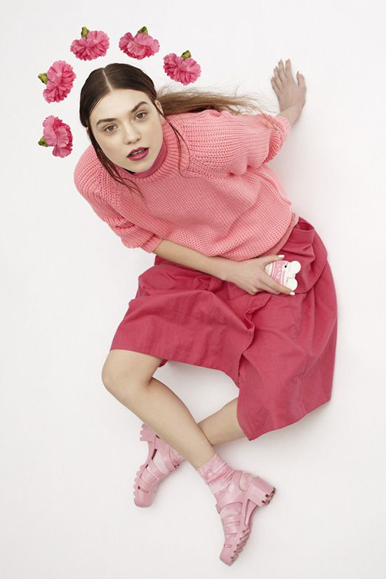 juju shoes pink