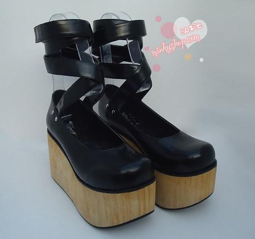 rocking horse shoes