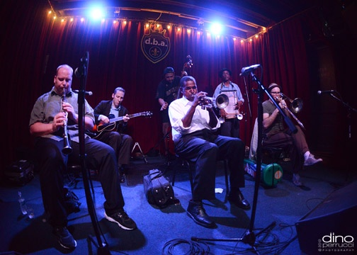 Palmetto Bug Stompers - d.b.a., New Orleans, LA - 9/12/12