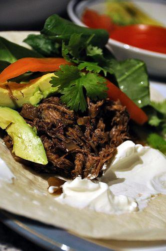 Slow cooker Barbacoa Beef | delicious recipes | Pinterest