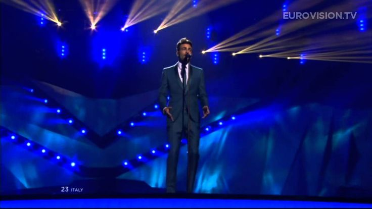 italy in eurovision 2013
